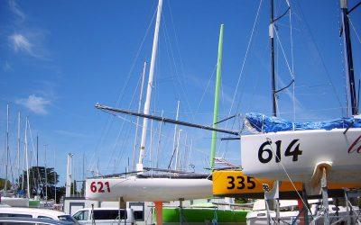 Classe Mini – différence entre bateau de série et prototype